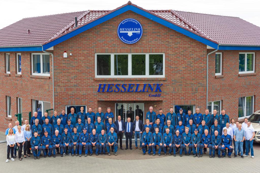 Hesselink - Teamfoto